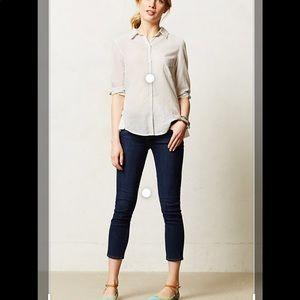 ❤️Gorgeous Paige Kylie crop jeans!!❤️